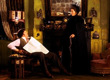 Colin Firth ed Emma Thompson in Nanny McPhee