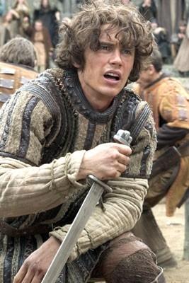 James Franco in Tristano e Isotta