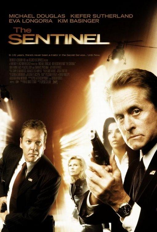 La locandina di The Sentinel