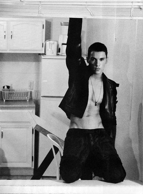 una foto sexy di Jonathan Rhys-Meyers