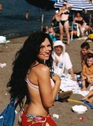 Maria Pia Calzone in una scena del film Mater Natura (2995)