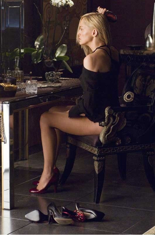 Sharon Stone è la mantide bionda di Basic Instinct 2