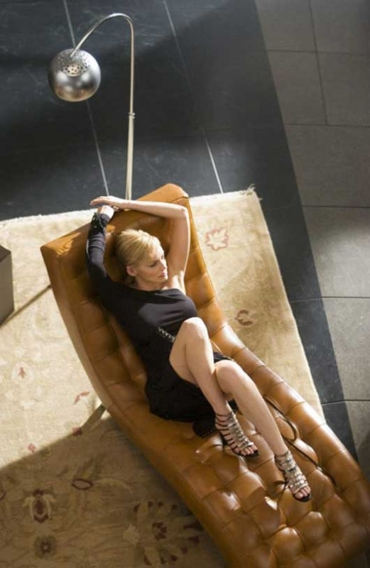 Sharon Stone sul lettino dello psicanalista in Basic Instinct 2