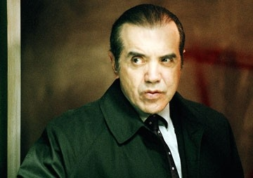 Chazz Palminteri in Running