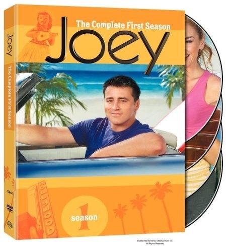 La copertina DVD di Joey - The Complete First Season