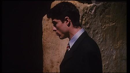 Alessandro Gassman nel film Il bagno turco