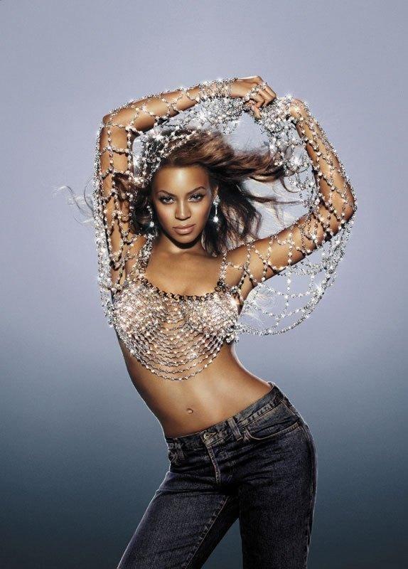 una splendida Beyonce Knowles