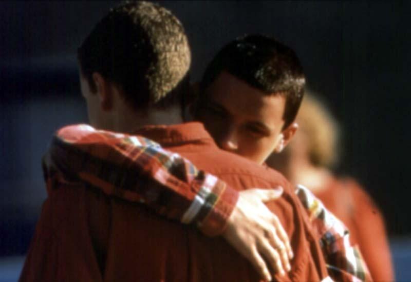 Glen Berry e Scott Neal in Beautiful Thing