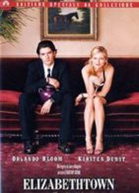 La copertina DVD di Elizabethtown