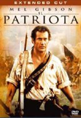 La copertina DVD di Il patriota - Extended cut