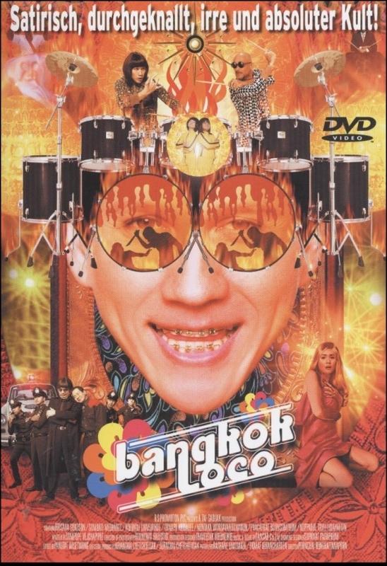 La locandina di Bangkok Loco