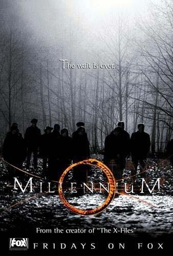 La locandina di Millennium