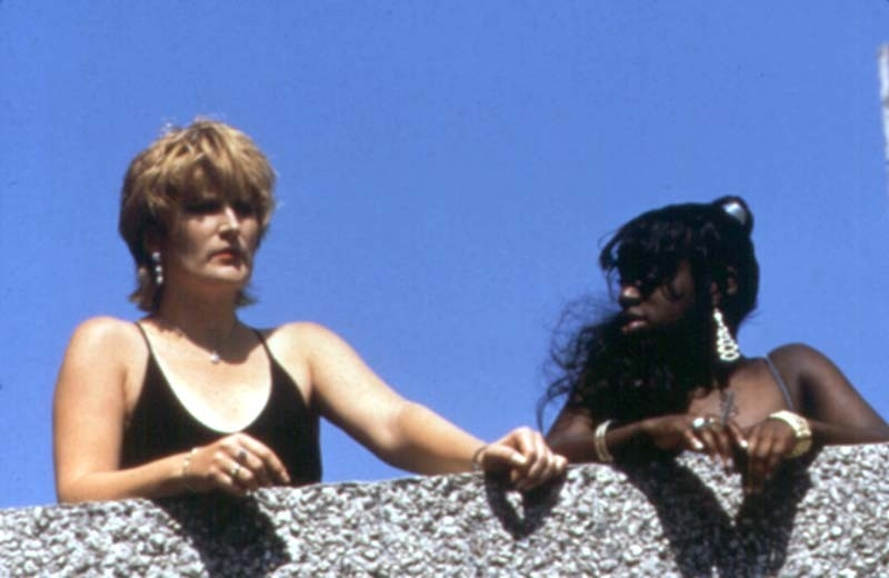 Linda Henry e Tameka Empson in Beautiful Thing