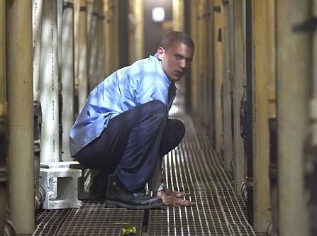 Dominic Purcell in Prison Break