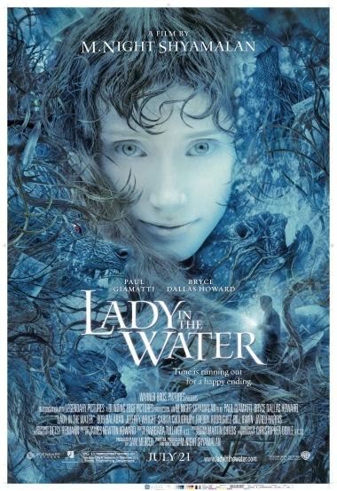 La locandina di Lady in the Water