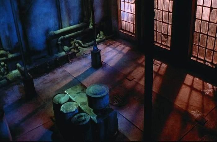 Una suggestiva scena di Inferno, secondo film della trilogia delle Tre Madri di Argento