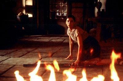 Eduardo Noriega in La spina del diavolo