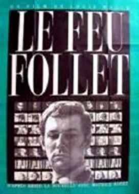 La copertina DVD di Fuoco fatuo