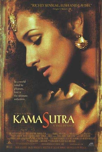 La locandina di Kama Sutra