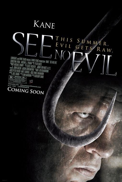 La locandina di See No Evil