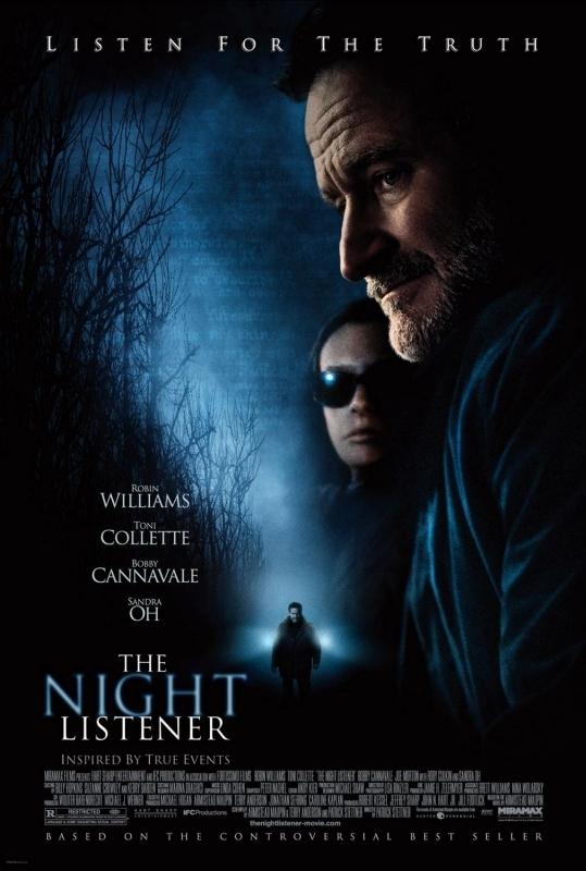 La locandina di The Night Listener