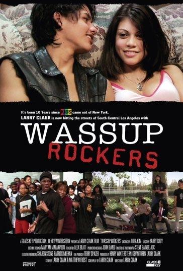 La locandina di Wassup Rockers