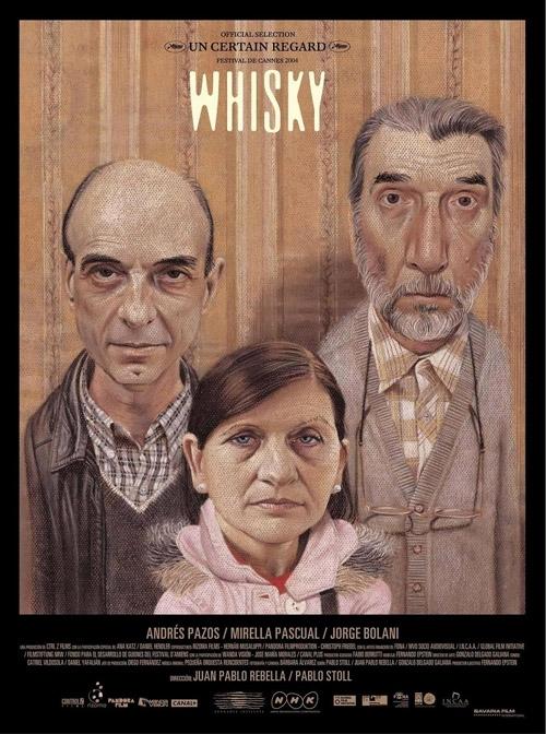 La locandina di Whisky