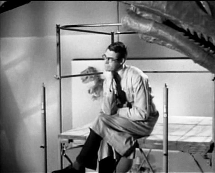 Cary Grant in una scena di SUSANNA