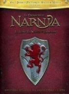 La copertina DVD di Le Cronache di Narnia - Il Leone, la Strega e l'Armadio - Edizione Spe