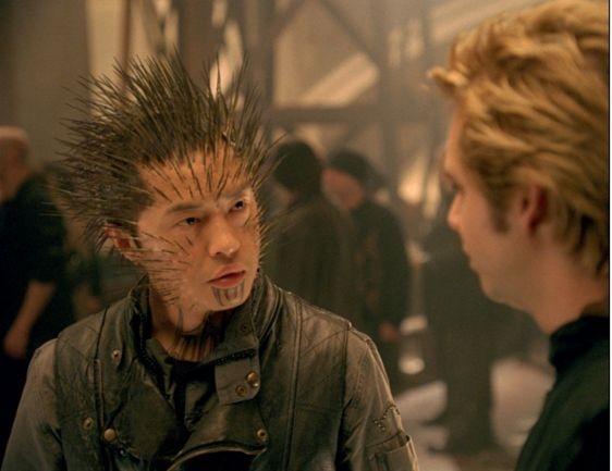 Una scena del film X-Men: Conflitto Finale
