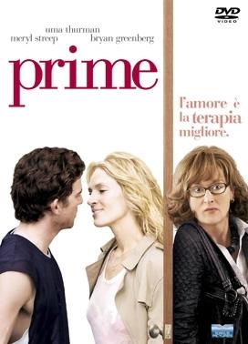 La copertina DVD di Prime