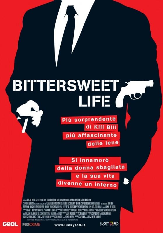 La locandina italiana di Bittersweet Life