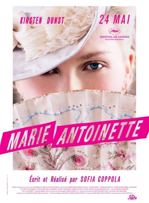Poster francese di Marie-Antoinette