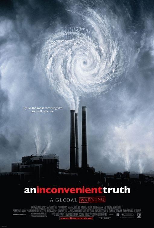 La locandina di An Inconvenient Truth