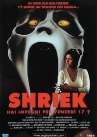 La locandina di Shriek - Hai impegni per venerdì 17?