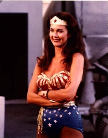 La locandina di Wonder Woman