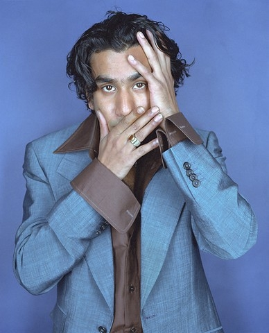 la star di Lost Naveen Andrews