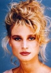 Nicollette Sheridan negli anni '80