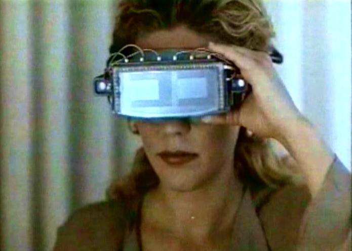Solveig Dommartin in FINO ALLA FINE DEL MONDO (1991)