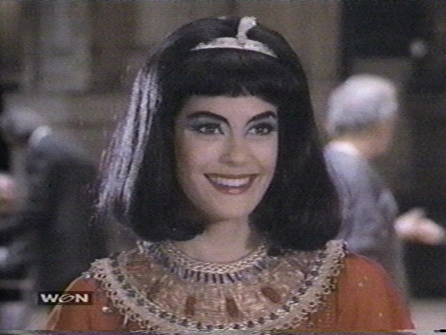 Teri Hatcher in un episodio di McGyver