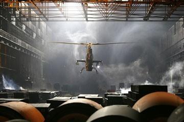 Una scena del film Mission: Impossible III