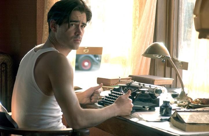 Colin Farrell in Chiedi alla polvere, tratto da un romanzo di J. Fante