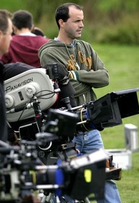Il regista D.J. Caruso sul set di Rischio a due