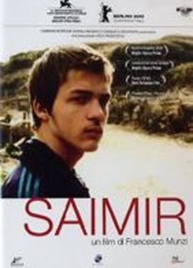 La copertina DVD di Saimir