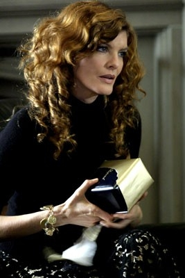 Rene Russo in Rischio a due