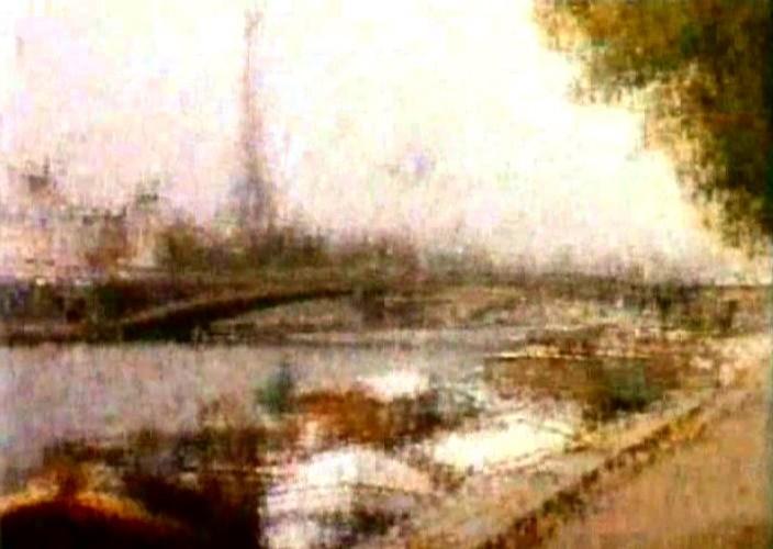 Una scena del film FINO ALLA FINE DEL MONDO di Wim Wenders
