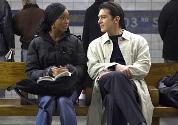 Yaya DaCosta e Antonio Banderas in una scena del film Ti va di ballare? - Take the Lead