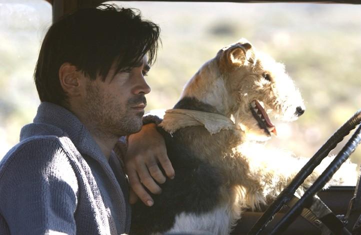 Colin Farrell in una bella immagine di Chiedi alla polvere