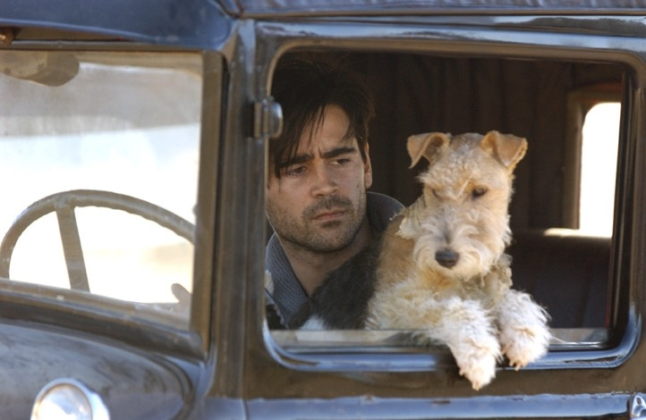 Colin Farrell nel dramma Chiedi alla polvere, adattamento dell'omonimo romanzo di John Fante
