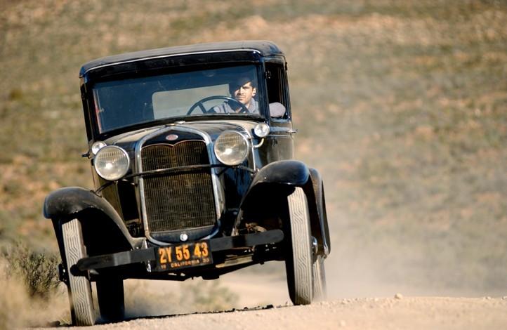Colin Farrell in Chiedi alla polvere